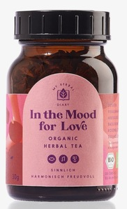 IN THE MOOD FOR LOVE, sinnlicher BIO-Kräutertee aus 5 aromatischen Kräutern - My Herbal Diary