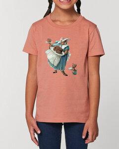 Reine Biobaumwolle weiches Shirt / Bärenmama - Kultgut