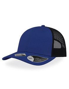 Atlantis Recy Three Recycled Cap Mesh Rückseite 100% recycltes Polyester recyclte Baumwolle - Atlantis Headwear