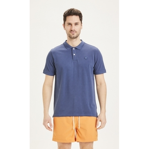 Poloshirt - ROWAN - KnowledgeCotton Apparel