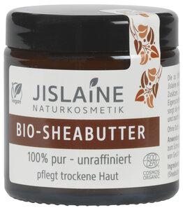 Bio-Sheabutter* - unraffiniert, 100g - Jislaine Naturkosmetik