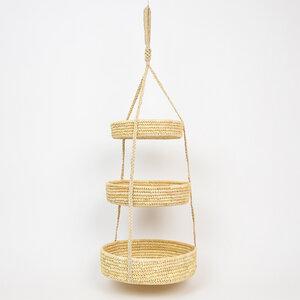 PALM dreifacher Hängekorb, Hängeetagere - Afroart