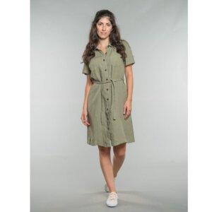 Kaysa | Shirt Dress | Linen - Feuervogl