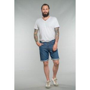Linus | Denim Shorts - Feuervogl