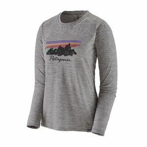 Women's Capilene Long Sleeve Cool Daily Graphic - Patagonia