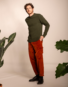 Solstice Recycled Knit Pullover - Olow