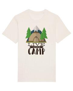 Camping   T-Shirt Unisex - wat? Apparel UNISEX