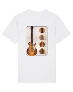Guitar Gibson   T-Shirt Unisex - wat? Apparel UNISEX