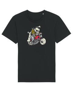 Skull Bike | T-Shirt Unisex - wat? Apparel UNISEX