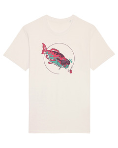 Carpa Fish | T-Shirt Unisex - wat? Apparel UNISEX