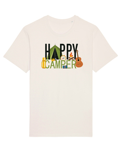 Happy Camper | T-Shirt Unisex - wat? Apparel UNISEX
