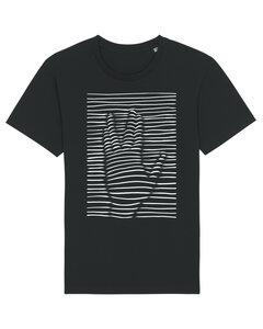 Vulcan Hand | T-Shirt Unisex - wat? Apparel UNISEX