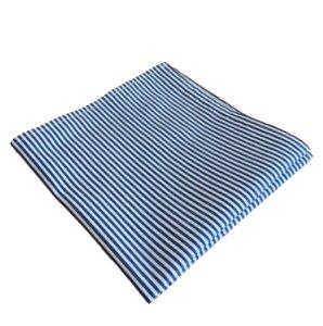 Stofftaschentuch aus Bio Baumwolle, Fazinettel Cotto Seemann XL (32x32cm) - Fazinettel