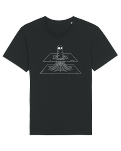Wormhole | T-Shirt Unisex - wat? Apparel UNISEX