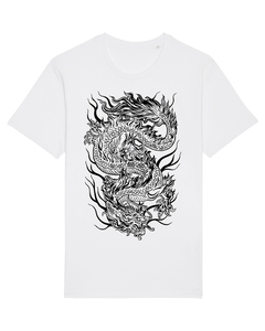 Dragon | T-Shirt Unisex - wat? Apparel UNISEX