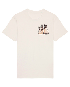 Siamese Cats | T-Shirt Unisex - wat? Apparel UNISEX