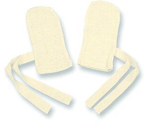 Lotties Baby Neurodermitis Handschuhe Kratzhandschuhe kba-Baumwolle S-L - Lotties