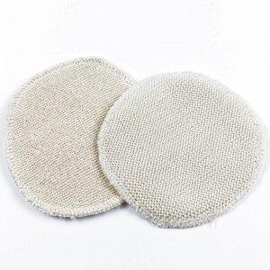 Lotties Stilleinlage Wolle & Bourettseide 13,5 cm 1 Paar oder 3 Paar - Lotties