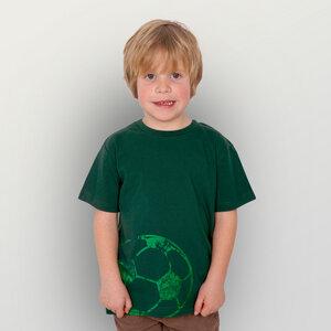 """""""Fußball"""" Unisex Kinder T-Shirt - HANDGEDRUCKT"""