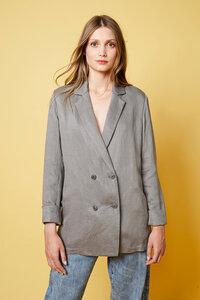 Tencel Longblazer - Jacket Sheean - mit Bio-Baumwolle - LangerChen