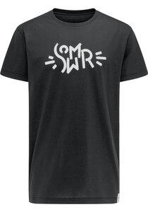 T-Shirt - Smiley Tee - aus Bio-Baumwolle - SOMWR