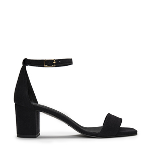NAE Margot Black - Vegane Damensandalen - Nae Vegan Shoes