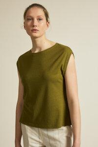 Shirt aus Hanf mit Bio-Baumwolle - LANIUS