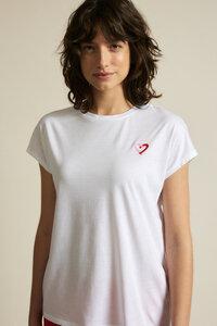 """Shirt """"Heart"""" GOTS aus Bio-Baumwolle - LANIUS"""