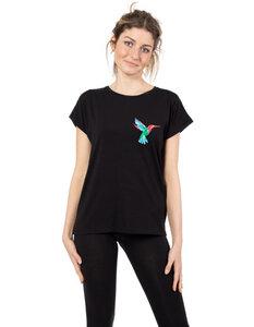 Eukalyptus T-Shirt Laura | Kolibri - CORA happywear