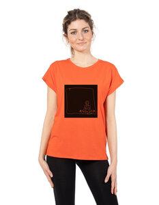 Eukalyptus T-Shirt Laura | Yoga - CORA happywear