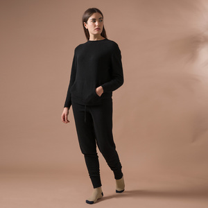 Recycelte Kaschmir Hose - Achille - Rifò - Circular Fashion Made in Italy