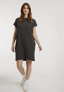 Damen Boxy Shirt Dress Bio - ThokkThokk