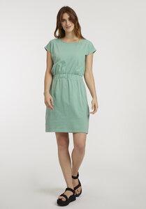 Damen Square Dress Bio - ThokkThokk
