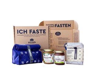 Plastik & Zuckerfasten Box / Starterpaket / nachhaltige Geschenkbox - umtüten