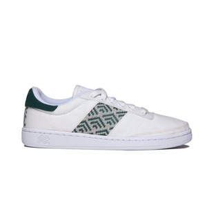 Sneaker Saigon Vegan - Kon Tum - Petroleum Green - N'go Shoes