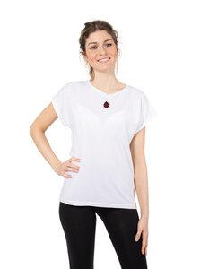 Eukalyptus T-Shirt Laura | Marienkäfer - CORA happywear