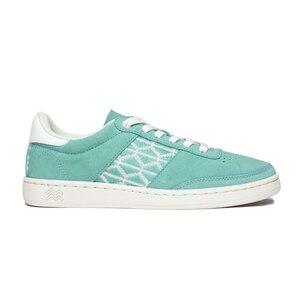 Sneaker Saigon Suède - Diep Son - Mint - N'go Shoes