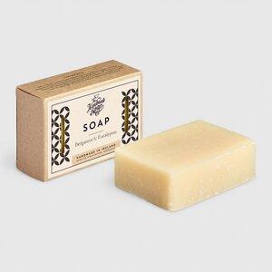 Seife Bergamot und Eucalyptus 140gr. - The Handmade Soap Company