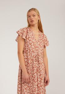 AMARAA STRAW FLOWER - Damen Kleid aus LENZING ECOVERO - ARMEDANGELS