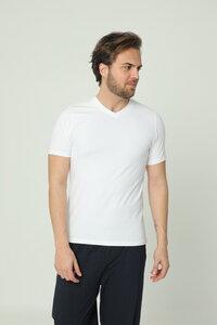 GOTS zertifizierte Biobaumwolle Herren T-Shirt von Bruno Barella - Bruno Barella