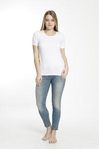 GOTS zertifiziertes Biobaumwolle Damen T-Shirt von Bruno Barella - Bruno Barella