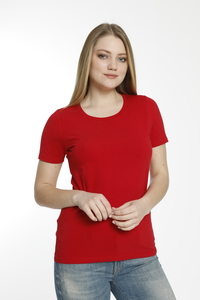 """3er Pack"" GOTS zertifizierte Biobaumwolle Damen T-Shirt - Bruno Barella"