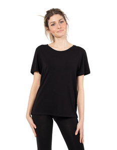 "Damen T-Shirt aus Eukalyptus Faser ""Nora"" - CORA happywear"