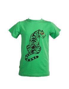 "Kinder T-Shirt aus Eukalyptus Faser ""Ben"" mit Tiger - CORA happywear"