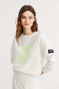 Sweatshirt - Because Sweatshirt - aus recycelter & Bio-Baumwolle - ECOALF