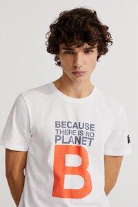 T-Shirt - Natal Great B - aus recycelter & Bio-Baumwolle - ECOALF