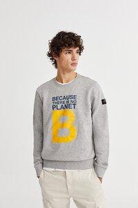 Sweatshirt - Great B Sweatshirt - aus recycelter & Bio-Baumwolle - ECOALF