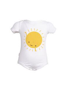 "Baby Body aus Eukalyptus Faser ""Cora""   Sonne - CORA happywear"
