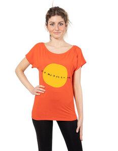 Eukalyptus T-Shirt Elisabeth | Vögel - CORA happywear