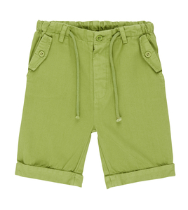 Kinder Shorts aus robustem Twill, Biobaumwolle - Sense Organics & friends in cooperation with GARY MASH